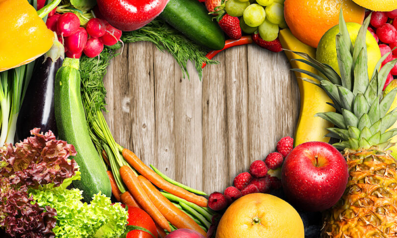 The Five Fruits OF An Healthy Life- EAT THIS!!